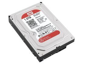 Жесткий диск HDD 1 Tb SATA 6Gb/s Western Digital Red <WD10EFRX> 64Mb 3.5""