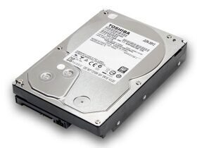 "Жесткий диск HDD 1 Tb SATA 6Gb / s Toshiba <DT01ACA100> 3.5"" 7200rpm 32Mb"