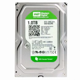 Жесткий диск HDD 1 Tb SATA 6Gb/s Western Digital Caviar Green <WD10EZRX> 64Mb